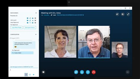 A new tool for staging online meetings comes to campus