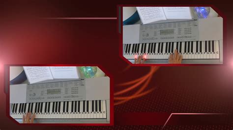 How To Play ~ Hymne ~ Vangelis ~ LetterNotePlayer © - YouTube