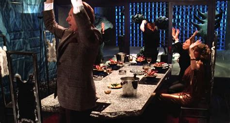 Beetlejuice Captures Its Brilliance At The Dinner Table