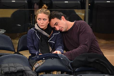 Mary-Kate Olsen and Olivier Sarkozy were loved up at the