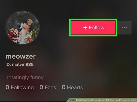 4 Ways to Find Friends on Tik Tok on iPhone or iPad - wikiHow