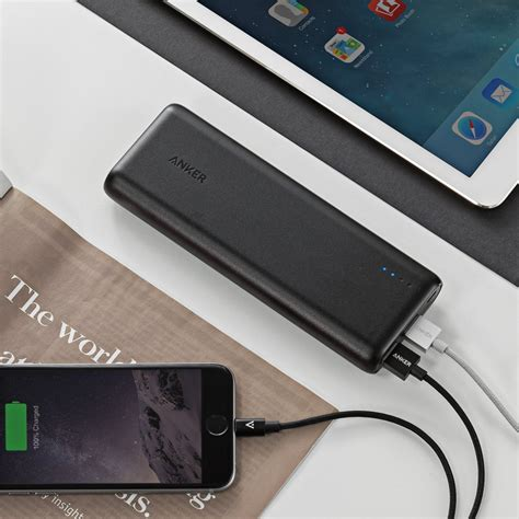 Anker Portable Battery Chargers for iPhone, iPad On Sale