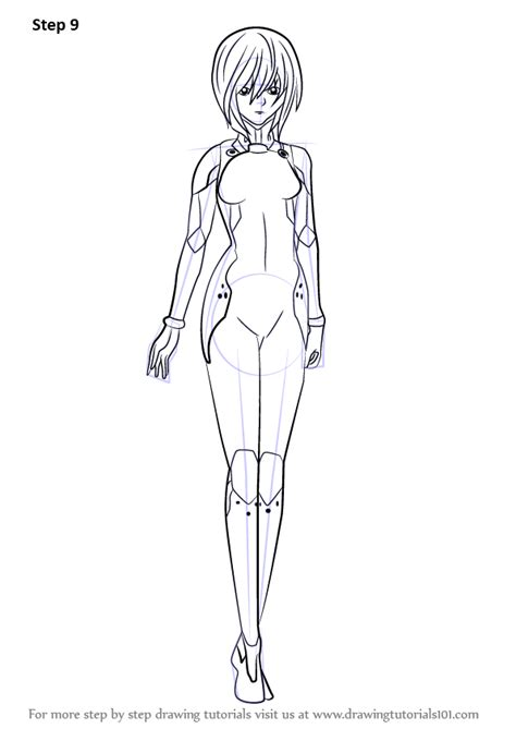 Learn How to Draw Rita Vrataski from All You Need Is Kill