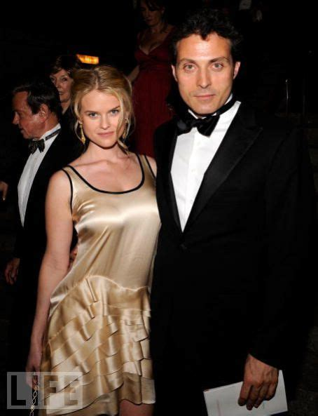 Alice Eve and Rufus Sewell - Dating, Gossip, News, Photos