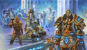 Titan - Wowpedia - Your wiki guide to the World of Warcraft