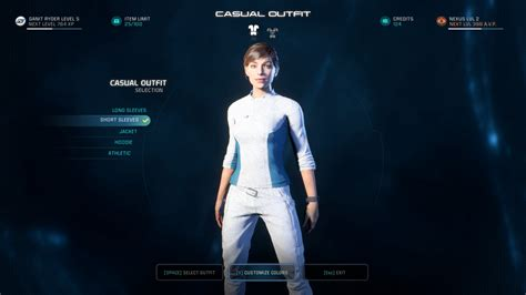 Casual outfit - Mass Effect: Andromeda Wiki