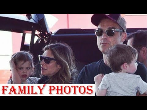 Ayda Field gives fans a rare glimpse at family life with