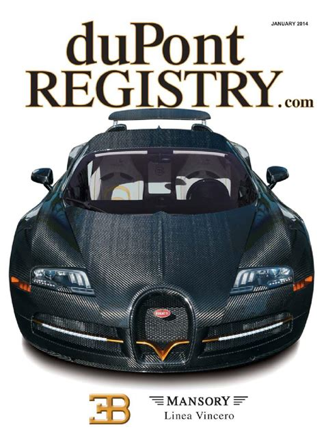 duPontREGISTRY Autos January 2014 by duPont REGISTRY - Issuu