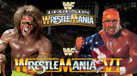 Page 3 - WWE WrestleMania 6: Rise of the Ultimate Warrior
