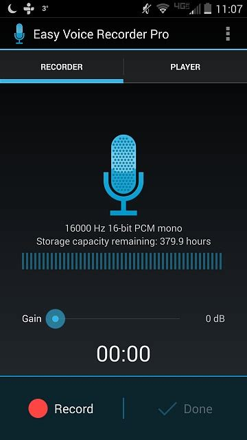 How to use the Built-in sound recorder - Android Forums at