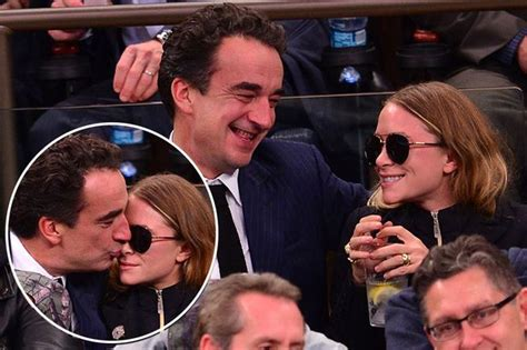 Mary-Kate Olsen and husband Olivier Sarkozy pack on the