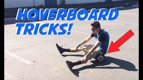 Easy Hoverboard Tricks for Beginners - YouTube