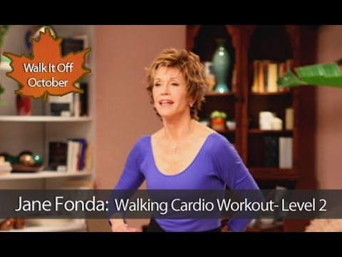 Jane Fonda's Complete Workout | Collage Video