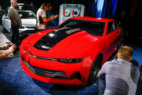 2016 Chevy COPO Camaro Previewed With Courtney Force